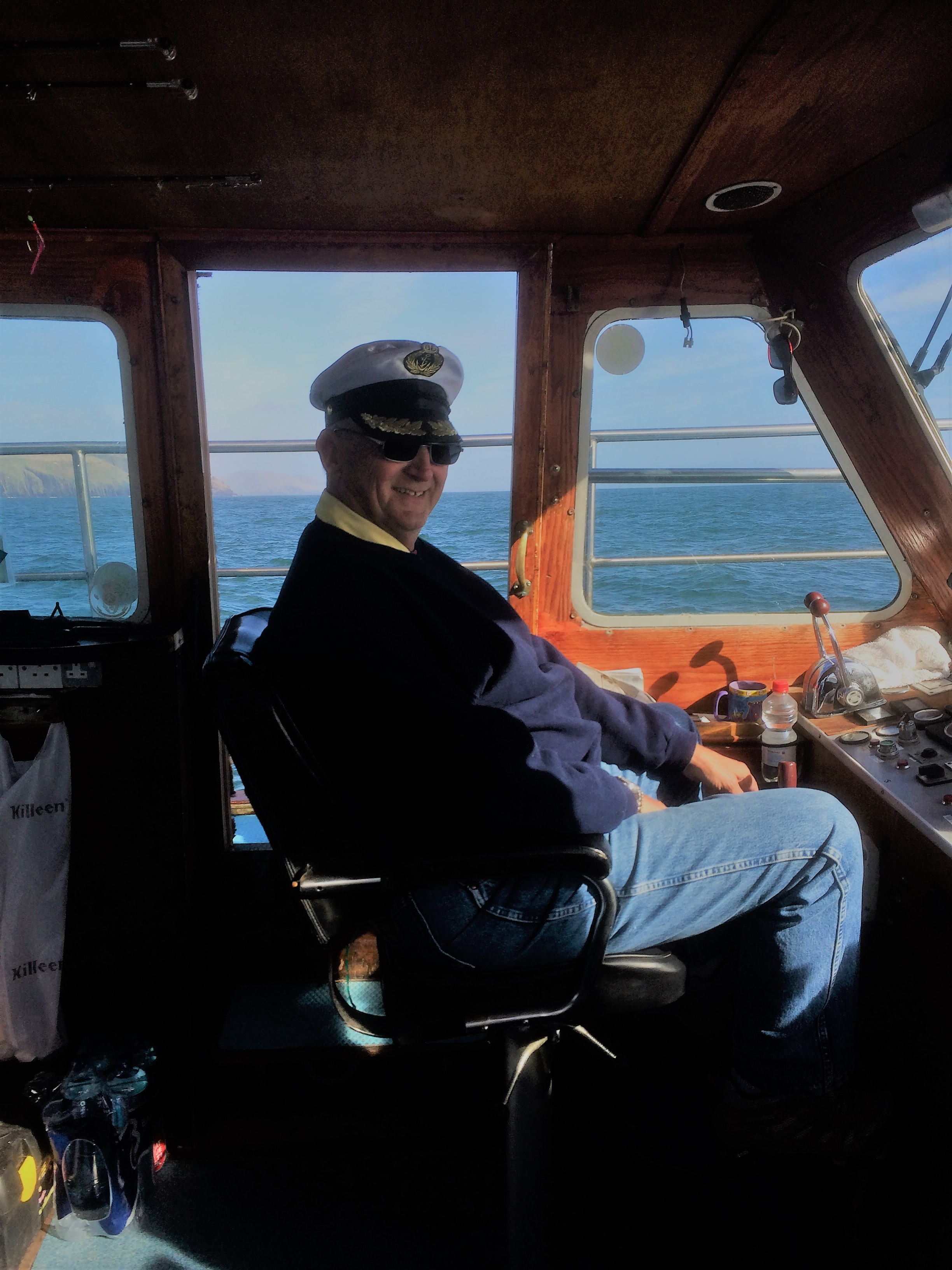 Capt Karylake US Coastguard (Ret)