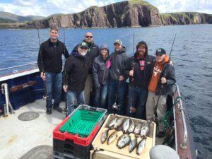 Group Fishing Trips Dingle