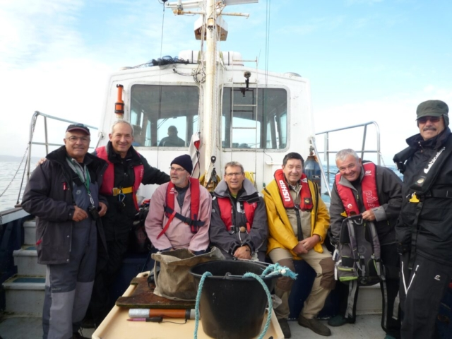 A great day out on the Molly O